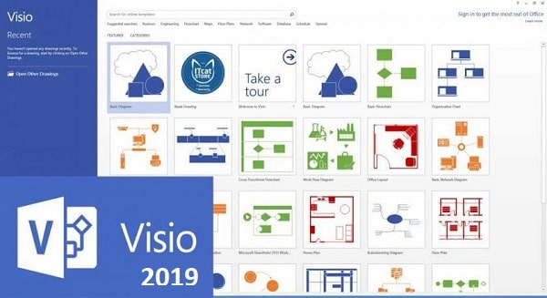 Buy Microsoft Visio Professional 2018